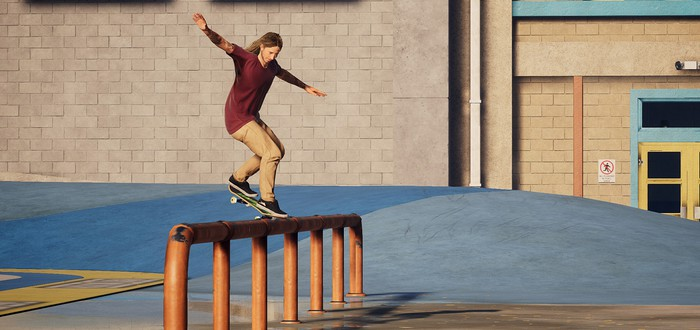 Nintendo и Тони Хоук намекают на выход Tony Hawk's Pro Skater 1+2 на Switch