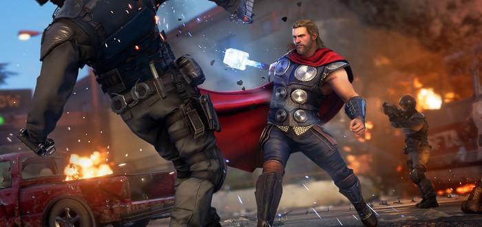 Marvel's Avengers получит два графических режима только на PlayStation 5