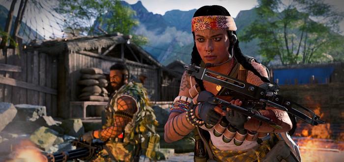Трейлер боевого пропуска второго сезона Call of Duty: Black Ops Cold War и Warzone