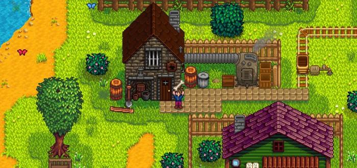 Отношения и фермерство в первом трейлере настольной Stardew Valley