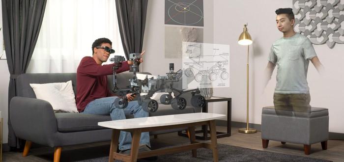 Qualcomm представила референсный дизайн AR-очков