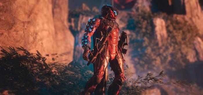 EA и BioWare отменили перезапуск Anthem