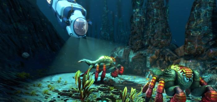 Subnautica: Below Zero выйдет из раннего доступа 14 мая
