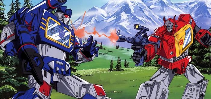 В разработке находится новый анимационный сериал про трансформеров