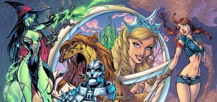 Создатель Alice Американ МакГи объявил о разработке Oz: Adventures