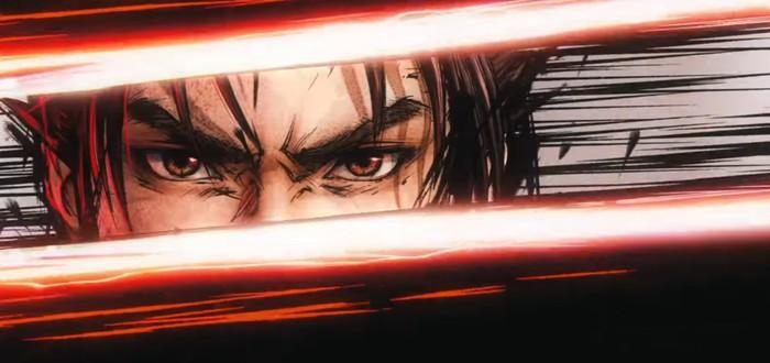 Горящая Япония и десятки врагов в трейлере Samurai Warriors 5