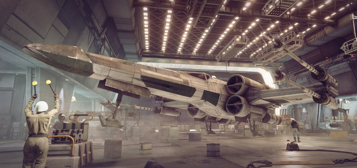 Star Wars: Squadrons и NHL 21 добавят в EA Play весной