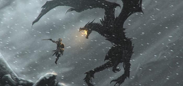 Анонсирована еще одна настольная игра по Skyrim