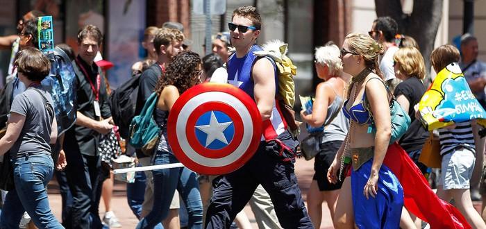 San Diego Comic-Con 2021 проведут в онлайн-формате