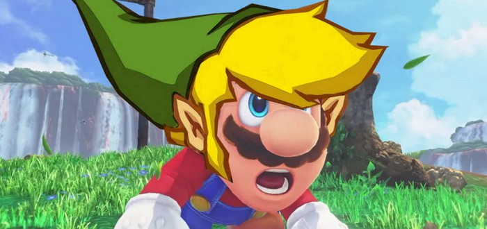 Спидранер прошел Paper Mario за 54 минуты при помощи Ocarina of Time