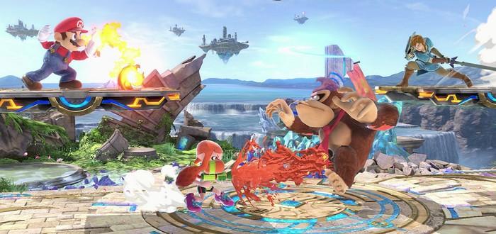 Ситуацию с акциями GameStop объяснили при помощи Super Smash Bros. Ultimate