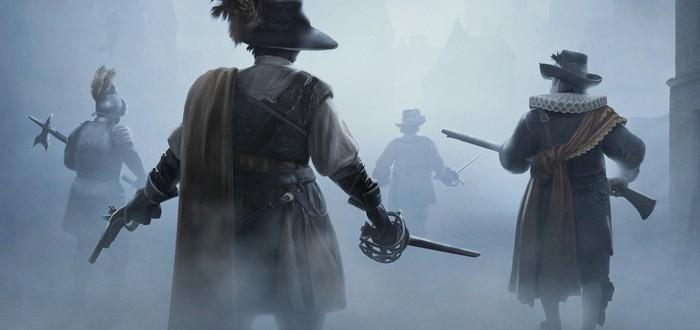 Мрачный средневековый мир и тактические сражения в новом трейлере Black Legend