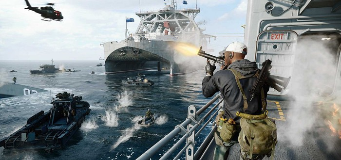 Разница между движками Call of Duty: Black Ops Cold War и Modern Warfare на примере одного скриншота