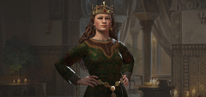 В Crusader Kings 3 добавят поэзию