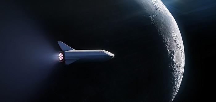 Японский миллиардер разыграет места на космический полет вокруг Луны