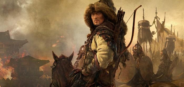 Чингисхан, Цинь Шихуанди и другие правители в ролике Stronghold: Warlords