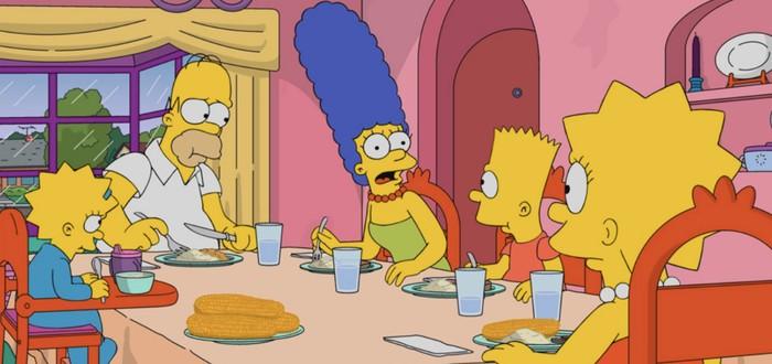 """""""Симпсонов"""" продлили на 33 и 34 сезоны"""