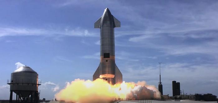 Starship SN10 успешно приземлилась на платформу, но все равно взорвалась