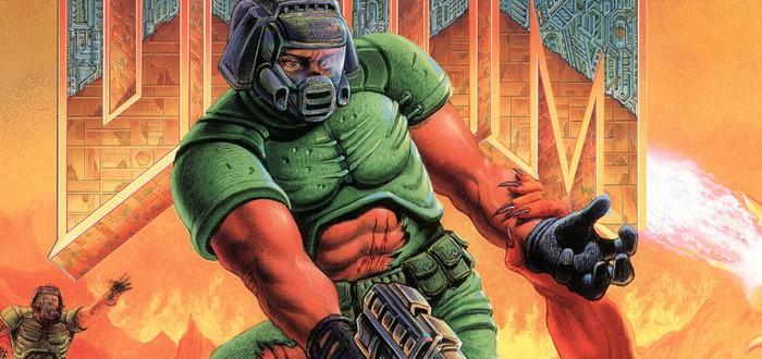Doom - миниатюрный взрыв из прошлого