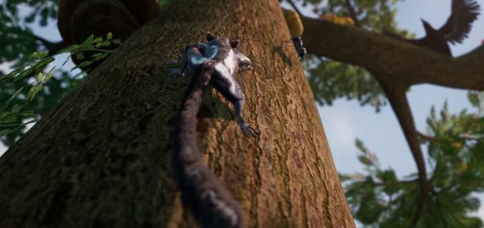 Адвенчура Away: The Survival Series с белкой-летягой выйдет на Xbox One в этом году