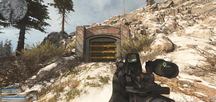 Все коды доступа и локации бункеров Call of Duty: Warzone