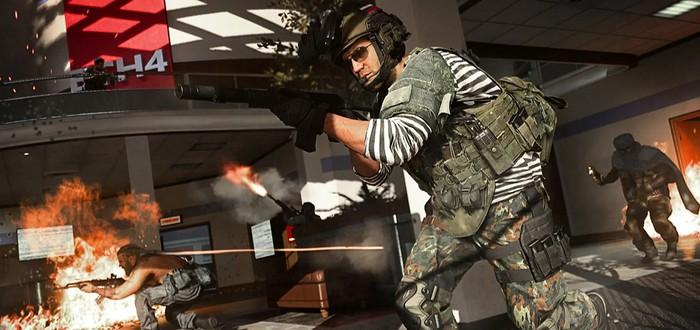 Стример обрушил сервер Call of Duty: Warzone, взорвав всю технику