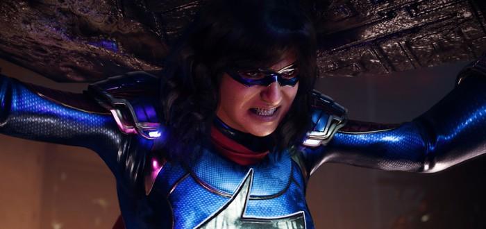 В Marvel's Avengers замедлят прокачку героев и уберут рандом при получении косметики