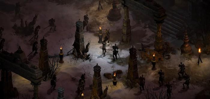 Diablo 2 Resurrected позволит использовать старые сохранения от Diablo 2