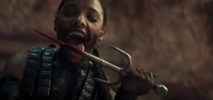Режиссер Mortal Kombat: У нас повсюду были бочки с кровью