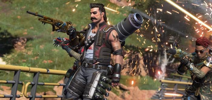 Возможно, в Apex Legends появится новый вид оружия — Marksman