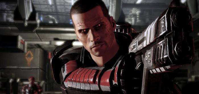 Капитан Шепард из Mass Effect оказался массовым убийцей — за три игры он прикончил более 1700 существ