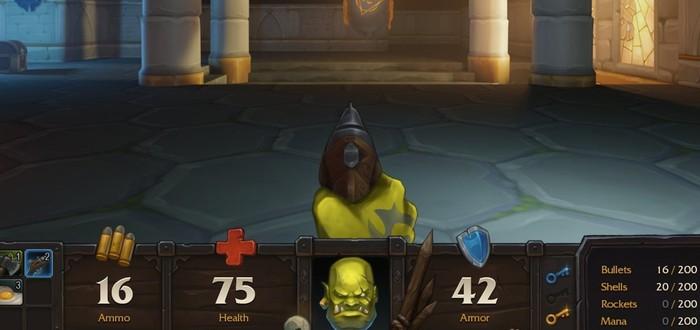 Фанат World of Warcraft и DOOM сделал крутую смесь двух вселенных — DoomCraft