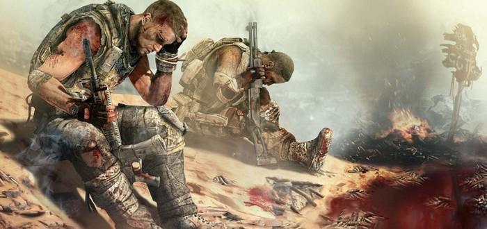 Сценарист Spec Ops: The Line перешел в Insomniac Games