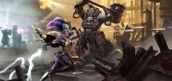 Мобильная Necromunda: Gang Skirmish выйдет 11 марта