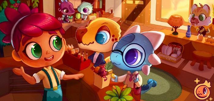 Опубликован первый геймплей Amber Isle — инди-клона Animal Crossing: New Horizons