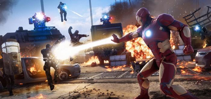 Marvel's Avengers получит настраиваемые комнаты испытаний с огромным количеством врагов