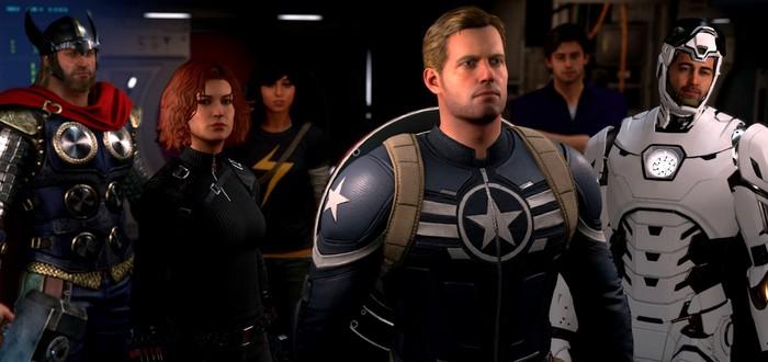 Разработчики Marvel's Avengers попытались прояснить ситуацию с замедлением прокачки в игре
