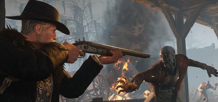 Новые виды оружия, кастомные патроны и улучшения геймплея в новом патче для Hunt: Showdown