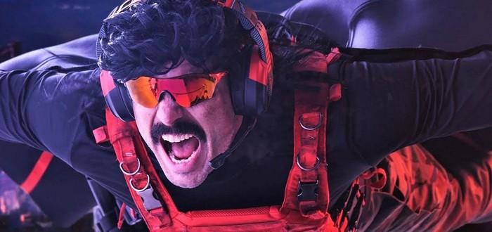 Dr Disrespect разрешили участвовать в турнирах по Call of Duty: Warzone