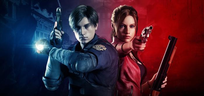 Джилл, Леон, Редфилды и другие персонажи экранизации Resident Evil на первом постере