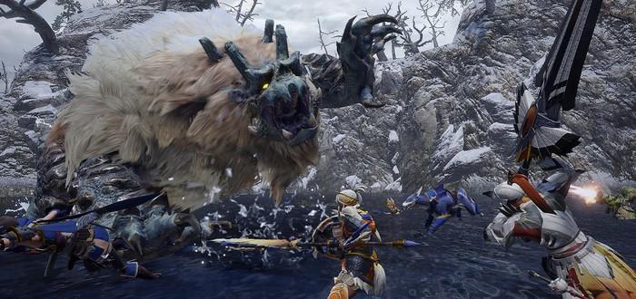 Охота на Госс Харага в новом ролике Monster Hunter Rise