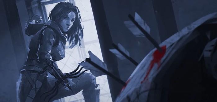 Охотник в новом трейлере экшена Hood: Outlaws & Legends