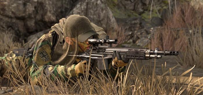 Игрок Call of Duty: Warzone показал, как убивает врага в летящем вертолете с расстояния 1215 метров