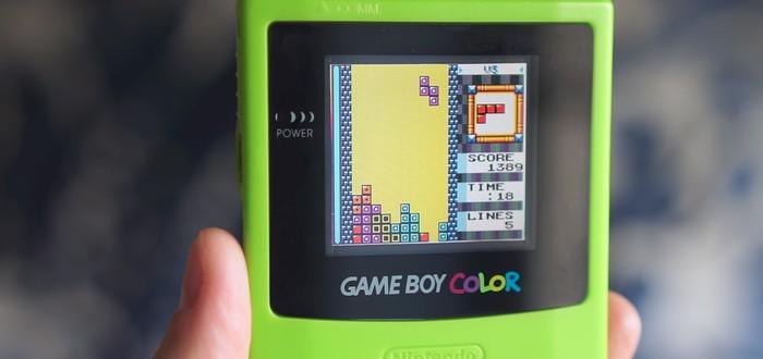 Спустя 20 лет отмененную игру Infinity выпустят на Game Boy Color