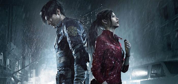 Клэр и Леона в сериале Resident Evil: Infinite Darkness озвучат актеры Resident Evil 2 Remake