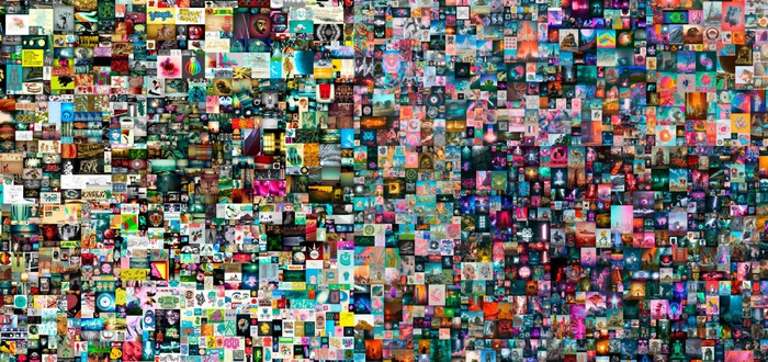 Картина цифрового художника Beeple была продана за 69 миллионов долларов