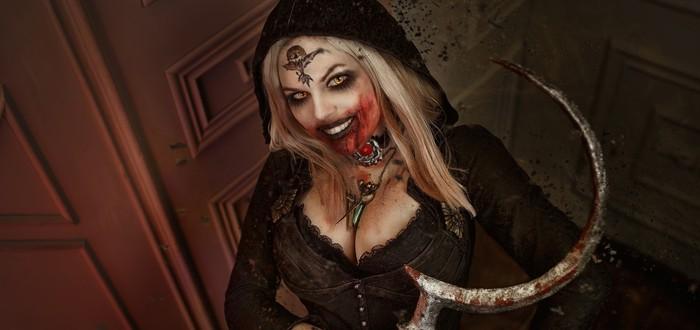 """Пятничный косплей: """"Чудо-женщина 1984"""", Resident Evil Village и The Witcher 3"""