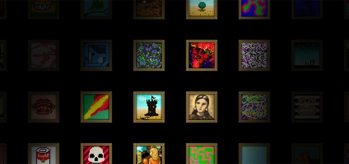 Геймеры разочарованы попытками инди-разработчика продать их пиксельные арты на NFT-аукционе