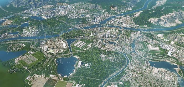 Игроки Cities: Skylines построили 84 миллиона городов и поселили 432 миллиарда человек