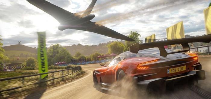 Steam-чарт: Forza Horizon 4 стартовала со 2 места, Valheim все еще лидер
